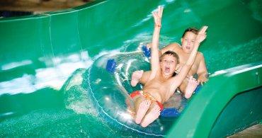 Explore Mt. Olympus' Indoor Waterpark