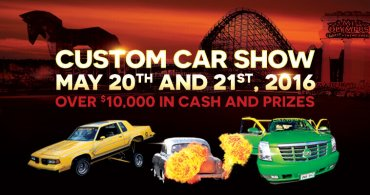 Mt. Olympus Dazzles with 2nd Annual Custom Car Show!