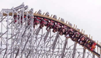 Hades 360 Rollercoaster