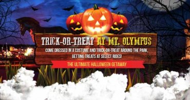MT. OLYMPUS OFFERS TRICK-OR-TREATING ALL OCTOBER