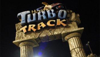 Hermes Turbo Go-Kart Track