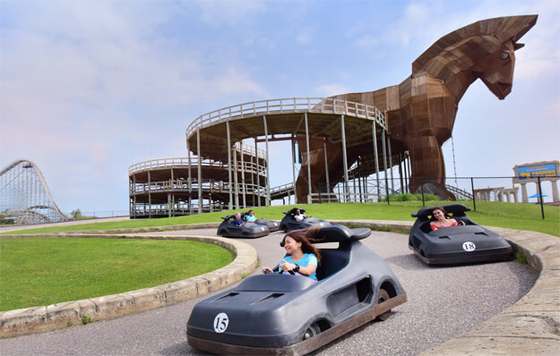 Theme Park Mt Olympus