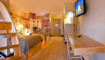 MTO All Inclusive Hotel Rome Rooms