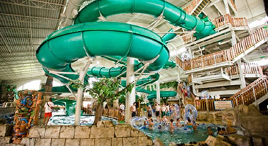Mt. Olympus Indoor Water Park