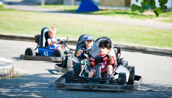 Orion Intermediate Go-Kart Track