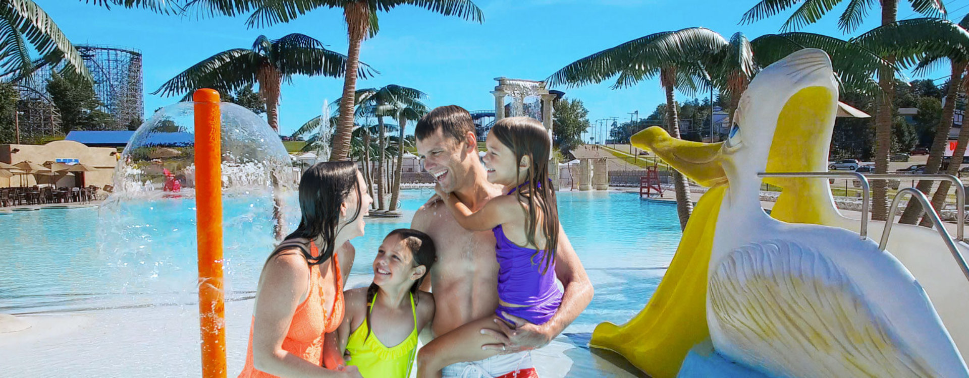 Resort Benefits