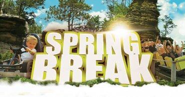 Spring Break at Mt. Olympus Theme Park & Water Park