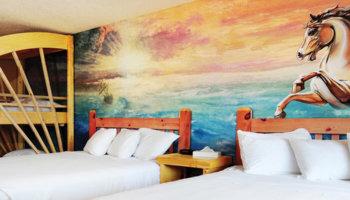 MTO All Inclusive Resort Rooms