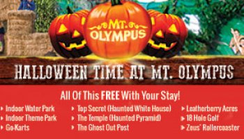 Halloween Time At Mt. Olympus
