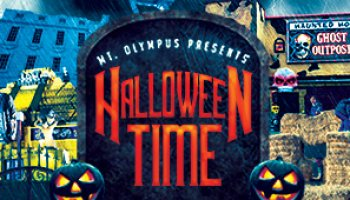 Mt. Olympus Presents – Halloween Time