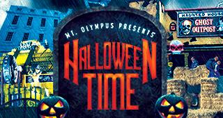 Mt. Olympus Presents – Halloween Time