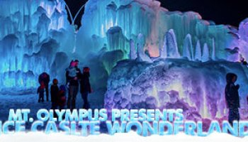 Ice Castle Wonderland