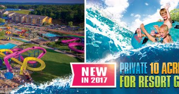 Private 10 Acre Water Park