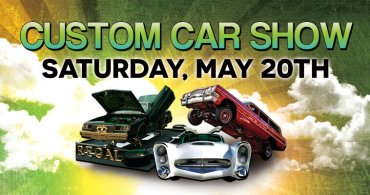 Join us for the Mt. Olympus Custom Car Show 2017