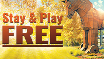 Stay & Play Free!