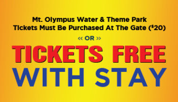 $20 Water & Theme Park Tickets