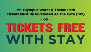 $42 Water & Theme Park Tickets
