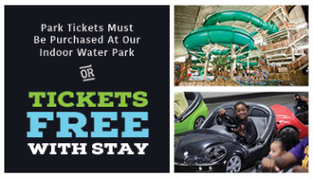 $39.99 Water & Theme Park Tickets