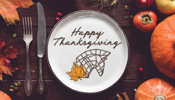 Mt. Olympus Is Thankful For You!