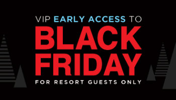 VIP Early Access To Black Friday