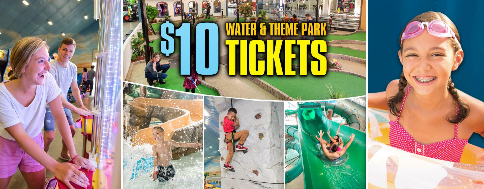 Hades 360 Mt. Olympus Water & Theme Park